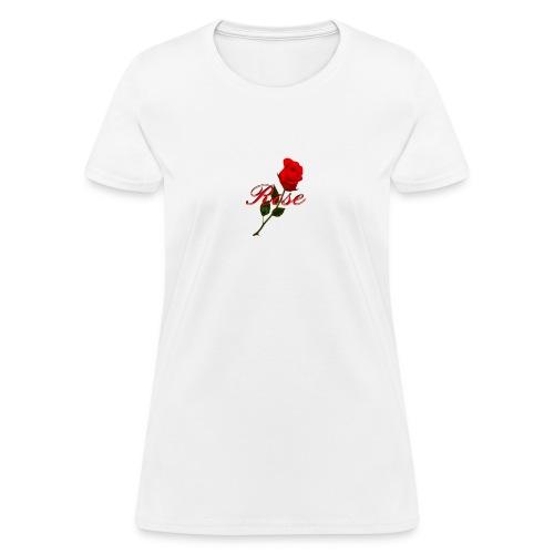 Rose - Women's T-Shirt