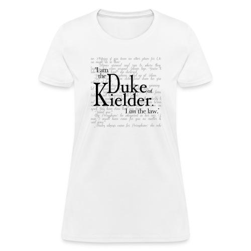 DukeTransparent png - Women's T-Shirt