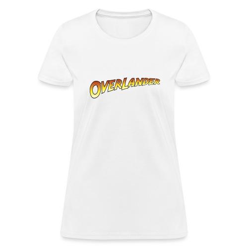 Overlander - Autonaut.com - Women's T-Shirt
