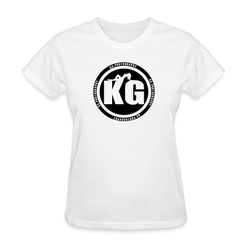 KGPHOTOGRAPHY WHITE T's - Women's T-Shirt