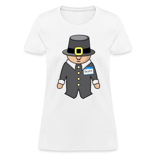 scottthepilgrim2 - Women's T-Shirt
