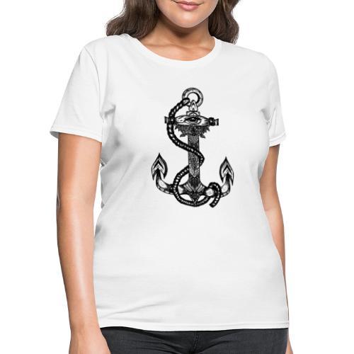 Anchor - Women's T-Shirt