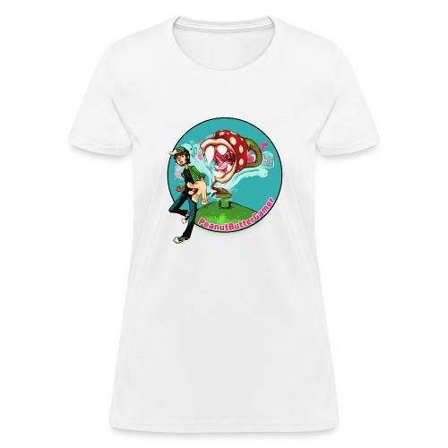 OnlyAustin05 DESIGNREVAMP 2 png - Women's T-Shirt