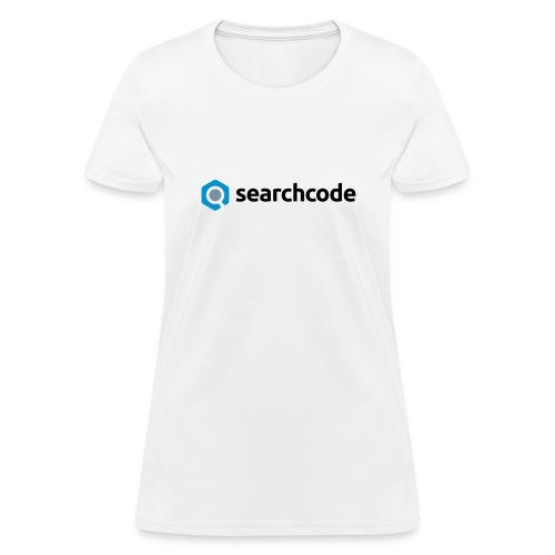 searchcode logo - Women's T-Shirt