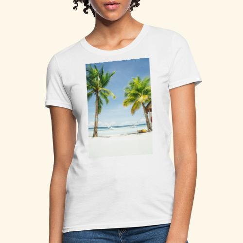 Beach Feels - Women's T-Shirt