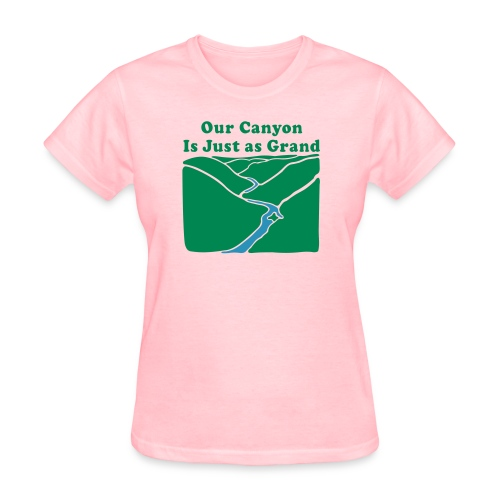 Our Canyon is Just as Grand - Women's T-Shirt