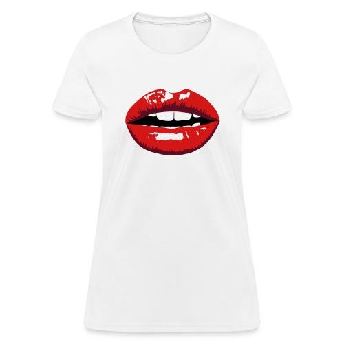 Lips - Women's T-Shirt