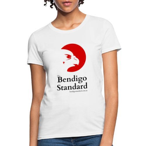 Bendigo Standard Logo - Women's T-Shirt