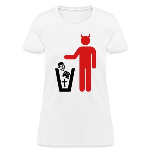 American Satanist - Women's T-Shirt