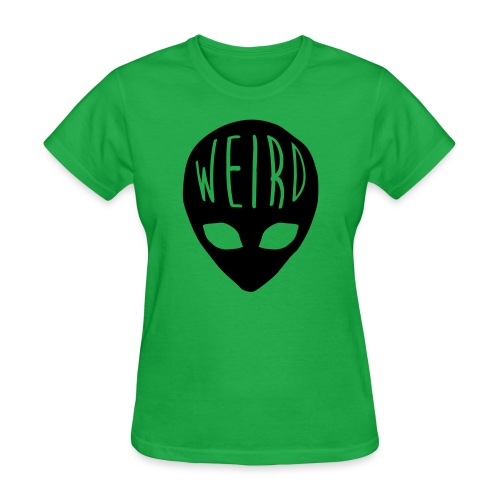 Out Of This World - Women's T-Shirt