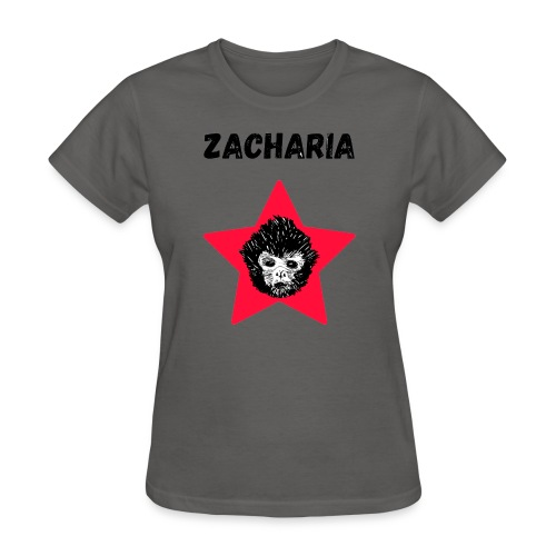 transparaent background Zacharia - Women's T-Shirt