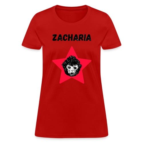 transparaent background Zacharia - Women's T-Shirt