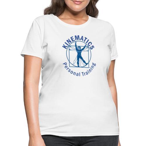 Logo with circle name - Women's T-Shirt