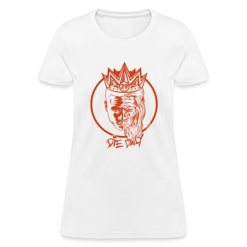 earlion orange - Women's T-Shirt