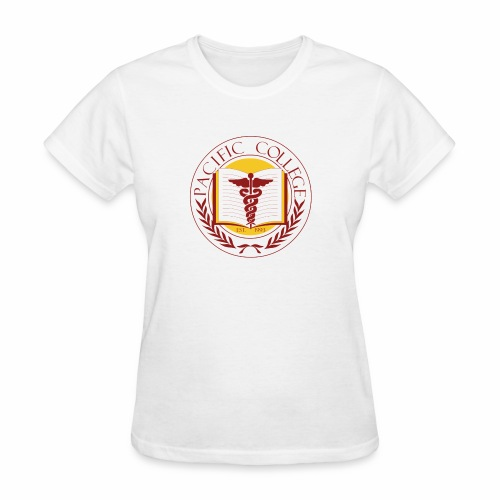 Pacific College - Round - Women's T-Shirt