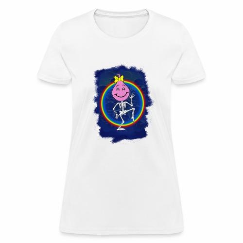 Oily Girl - Women's T-Shirt