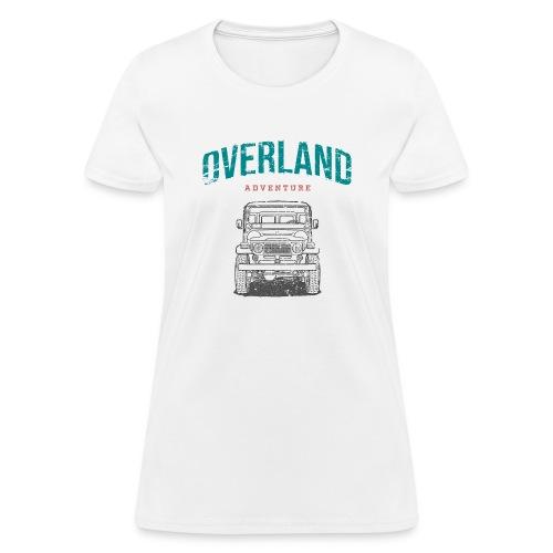 Overland - Women's T-Shirt