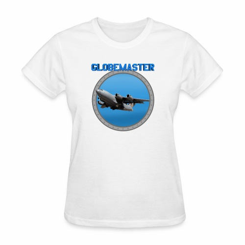 Globe Master - Women's T-Shirt