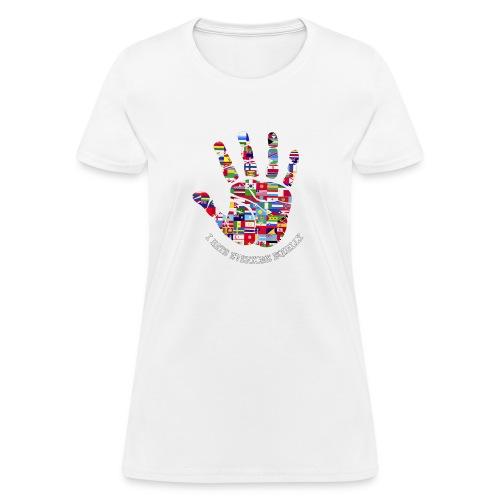 I Hate Everyone Equally - Women's T-Shirt
