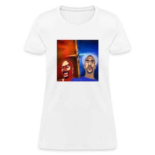 pretty tony galaxy 7 edge case - Women's T-Shirt