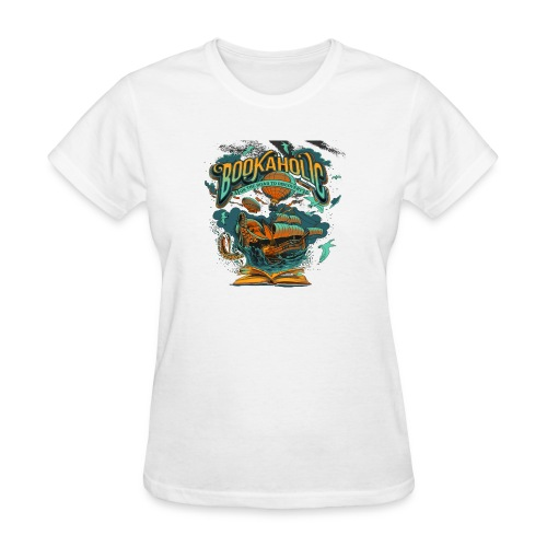 Bookaholic - Women's T-Shirt