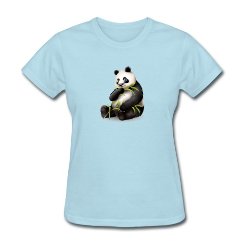 Hungry Panda - Women's T-Shirt
