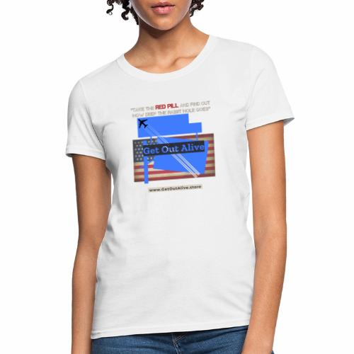 The Red Pill Store - Women's T-Shirt