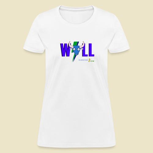 Just Plain Ole Will - Women's T-Shirt