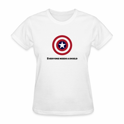 Captain America - Women's T-Shirt