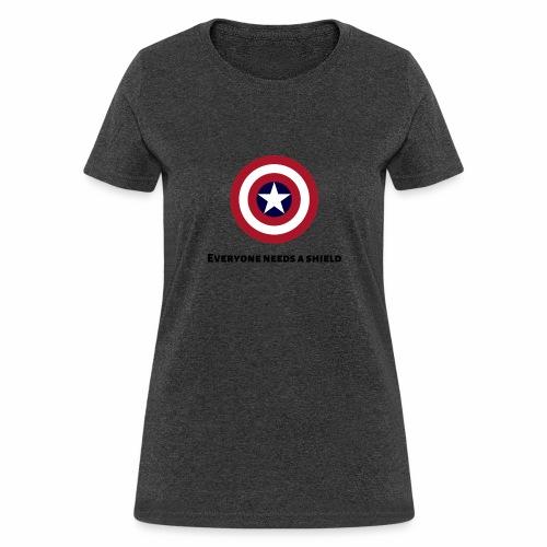 Captain America - Women's T-Shirt