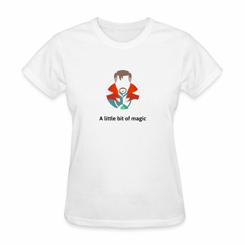 A little bit of magic - Women's T-Shirt