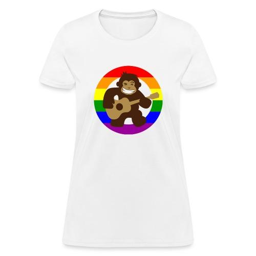 Rainbow Logo - Women's T-Shirt
