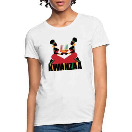Kwanzaa - Women's T-Shirt