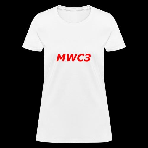 MWC3 T SHIRT - Women's T-Shirt