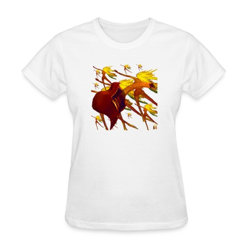 Rockin - Women's T-Shirt