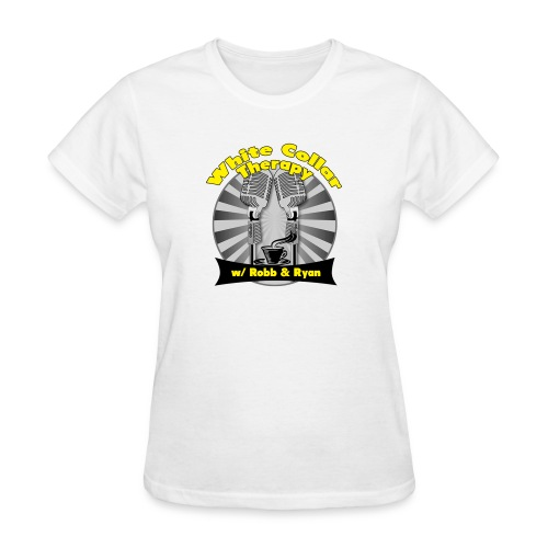 The White Collar Therapy Show - Legacy Logo - Women's T-Shirt