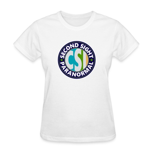 Second Sight Paranormal TV Fan - Women's T-Shirt