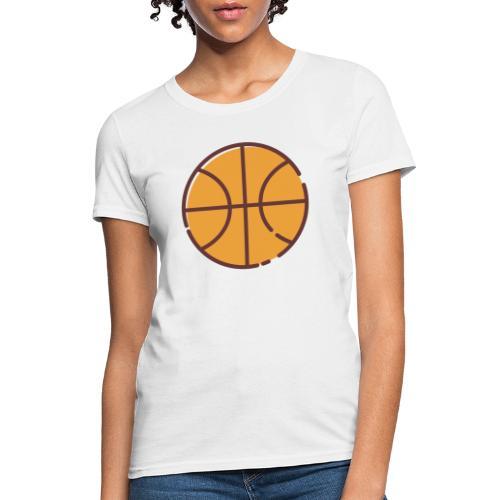 BASKETBALL - Women's T-Shirt