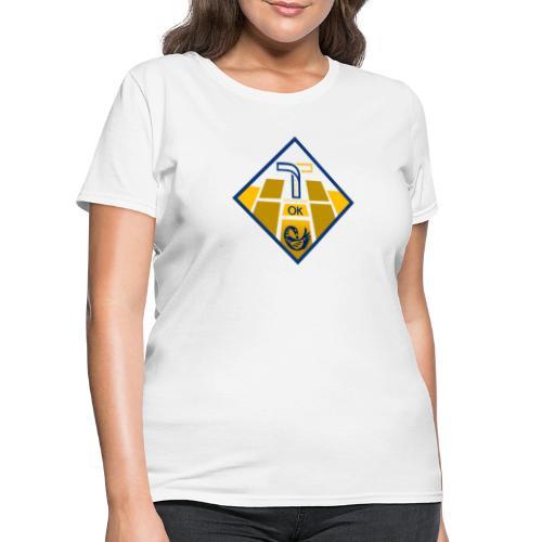 Township of Tullahassee Logo - Women's T-Shirt