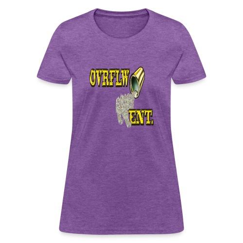 OVRFLW - Women's T-Shirt