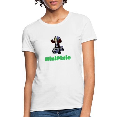 Mini's Flying Panda - Women's T-Shirt