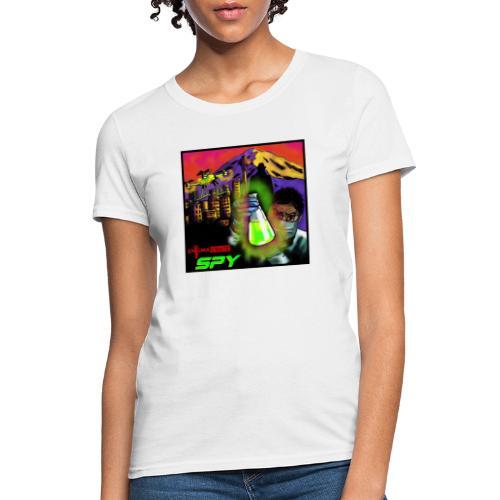 Enigma Crate: Spy - Women's T-Shirt