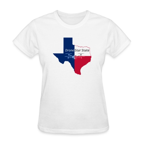 Drone Star State - Women's T-Shirt