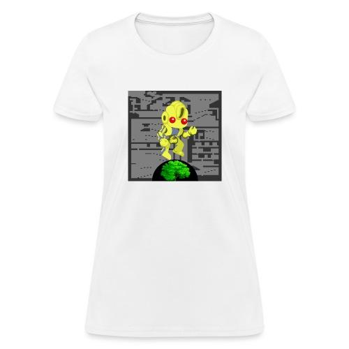 Hollow Earth Woman - Women's T-Shirt