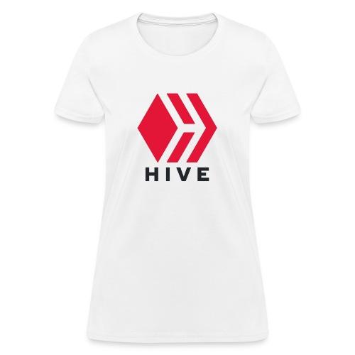 Hive Text - Women's T-Shirt