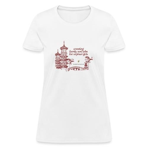 Josiah's Covenant - creating family - Women's T-Shirt