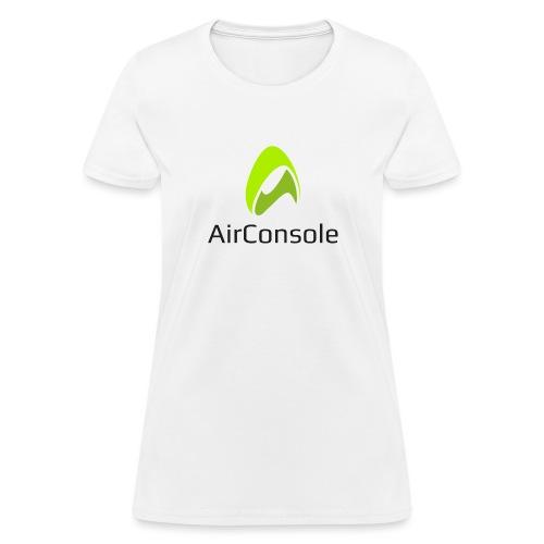 New Logo AirConsole - Women's T-Shirt