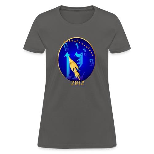 Striking 12Midnight-2012 - Women's T-Shirt
