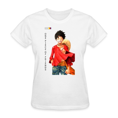 ONE PIECE SOLO - Women's T-Shirt