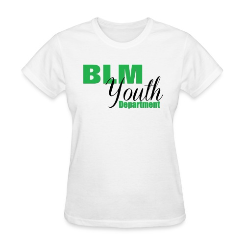 BLM Youth1 - Women's T-Shirt